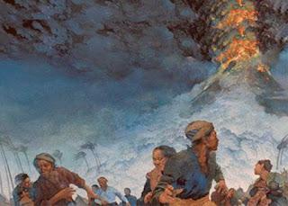 203 Tahun Tambora Menyapa Dunia