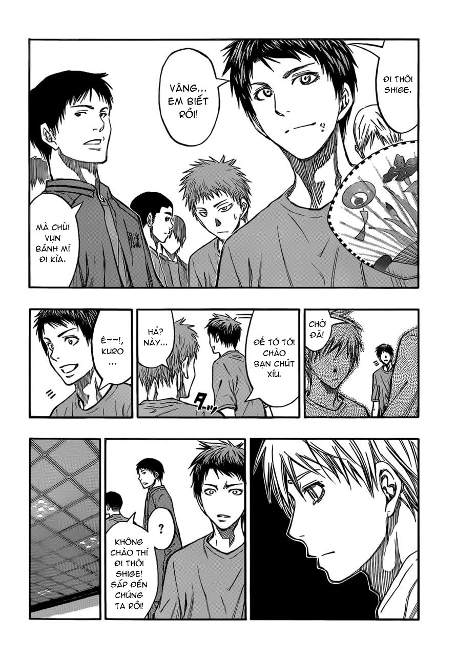 Kuroko No Basket chap 225 trang 6