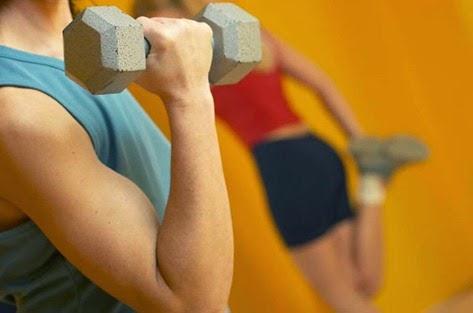 Consejos para los ejercicios de musculación