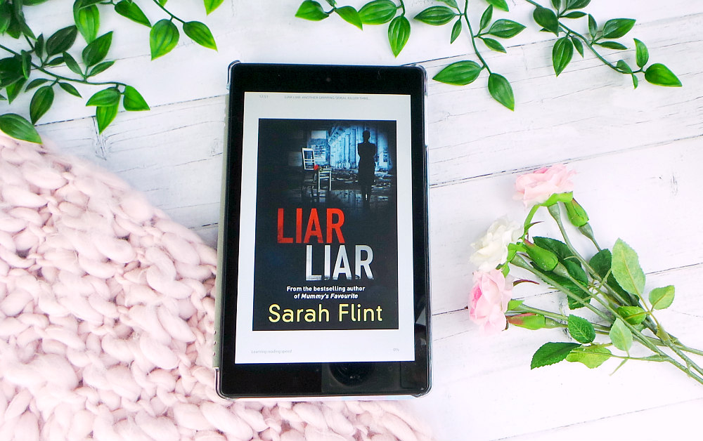 Liar Liar by Sarah Flint Review