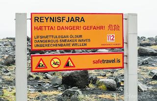 冰島, Iceland, 黑沙灘 Reynisdrangar