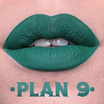 kat von d Everlasting Liquid Lipstick lip swatch plan 9