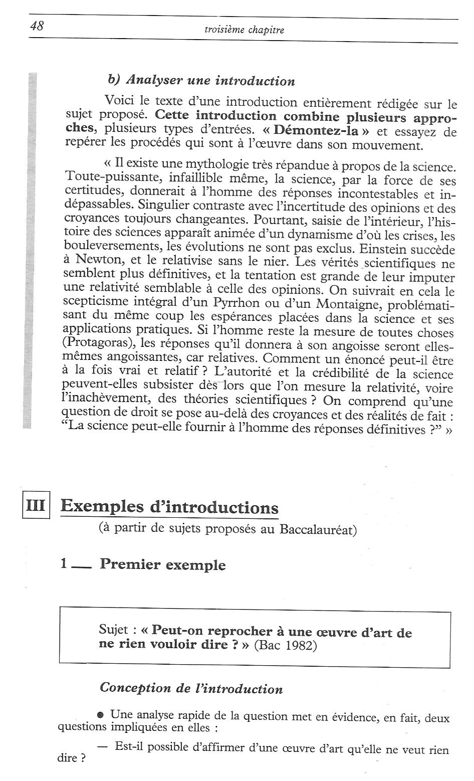 Arb dissertation