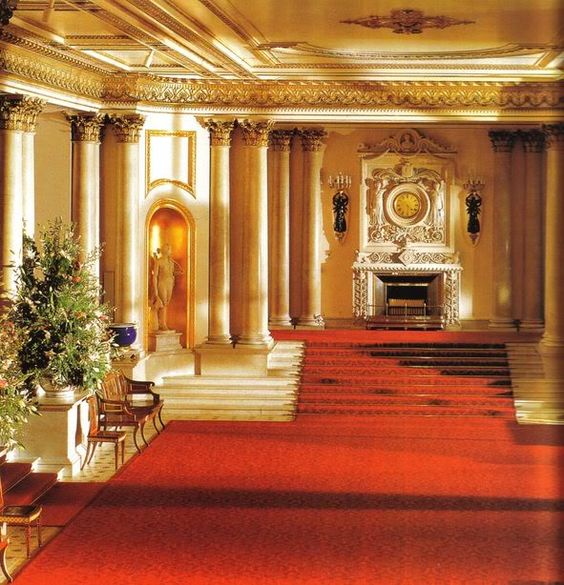 Take A Sneak Peek At Buckingham Palace S Opulent Rooms