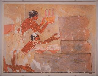 recoleccion de miel egipto