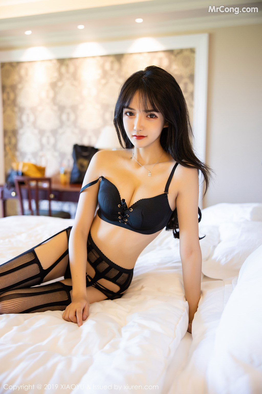 XiaoYu Vol.206: Miko酱吖 (89P)