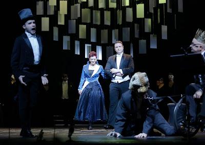 """Teatr Wielki w Łodzi, opera """"Złote runo"""" prapremiera"""