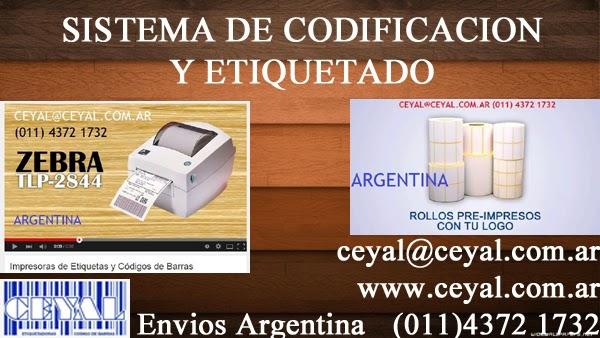 solucion integral de etiquetado de servicios Chaco
