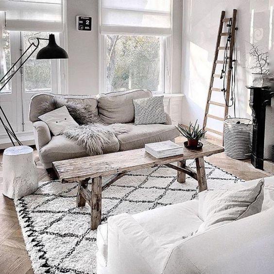 Skandinavisches Interieur, das Sie lieben werden