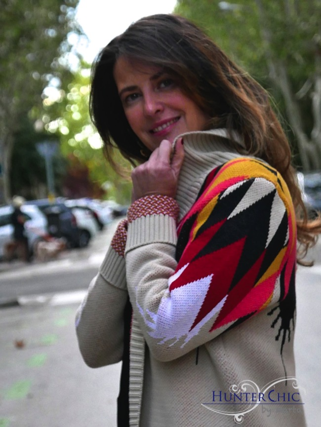 marta halcon de Villavicencio-hunterchic by marta-rozas village-fashion blog