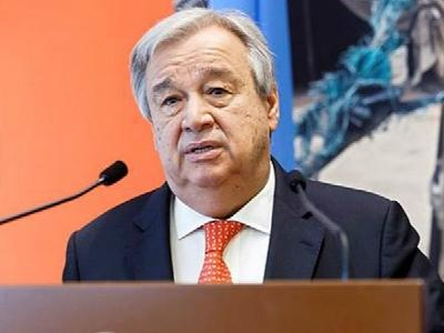 United Nations at risk of running out of cash: UN Secretary-General Antonio Guterres