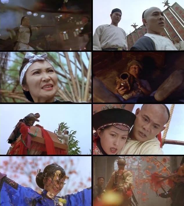 The Legend II (1993) UNCUT Dual Audio Hindi 480p DVDRip