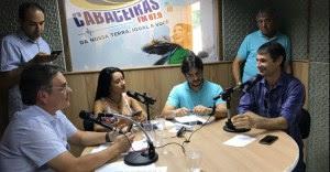"""Romero Rodrigues: """"Apoio à candidatura Lucélio Cartaxo independe da vice"""""""