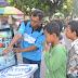 CFD Di Pare, BNN Kabupaten Kediri Sosialisasi Bahaya Narkoba Pada Anak-Anak