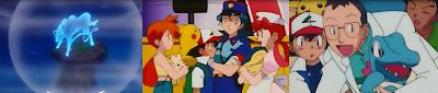 Pokémon Capítulo 1 Temporada 3 El Robo De Totodile