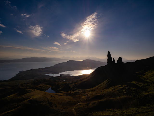 The Old Man of Storr, Isle of Skye.