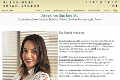 Dra. Priscila Medeiros