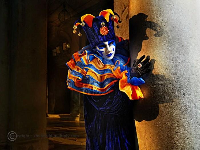 Венецианский карнавал. Suchet Suwanmongkol 15