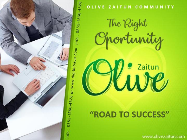 Marketing Plan Olive Zaitun | Olive Facial Soal 150k isi 3pcs @70gram