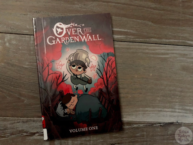 Graphic Novel Review of Over The Garden Wall Vol. 1 by Jim Campbell, Amalia Levari, & Pat McHale