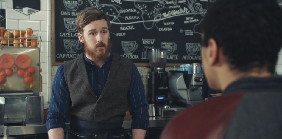 mcdonald s spoofs hipster coffee culture in new mccafe commercial