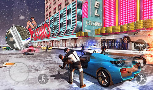 Download Game Android Mad Town Winter Edition 2018