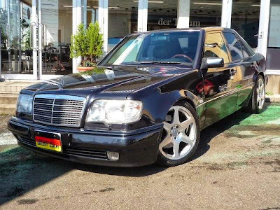 w124 limited edition