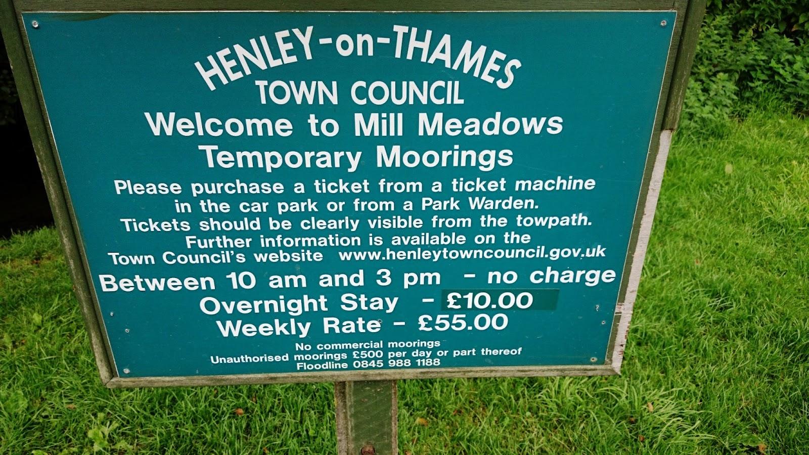 Waitrose Car Park Henley Charges
