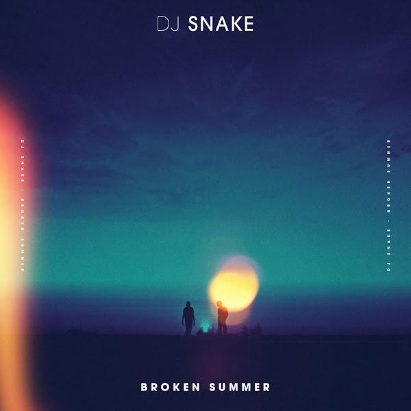 DJ Snake - Broken Summer (feat. Max Frost) - Single   Cover