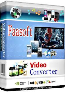 Faasoft Video Converter v5.4.3.5989 + Keygen [MEGA]