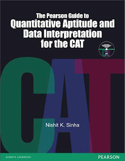 The Pearson Guide to Quantitative Aptitude and Data Interpretation for the CAT