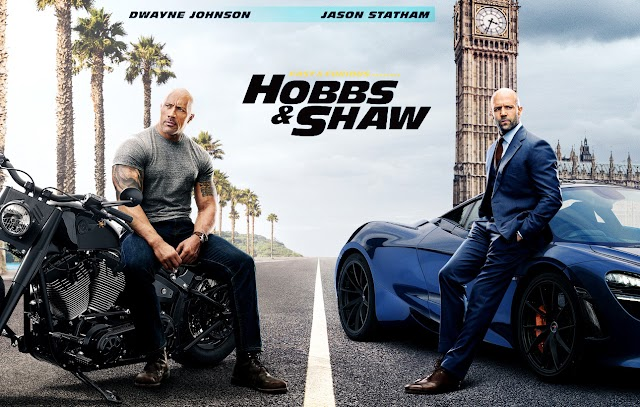 Fast & Furious Presents: Hobbs & Shaw (Film 2019)