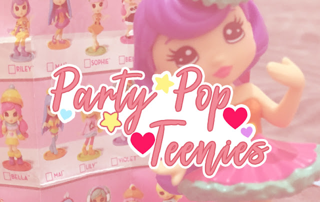 bonequinha Party Pop Teenies
