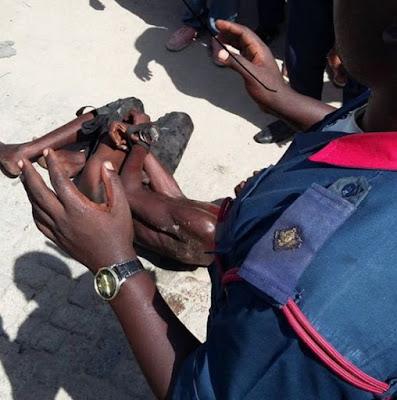 Cameroonian man suicide lekki lagos