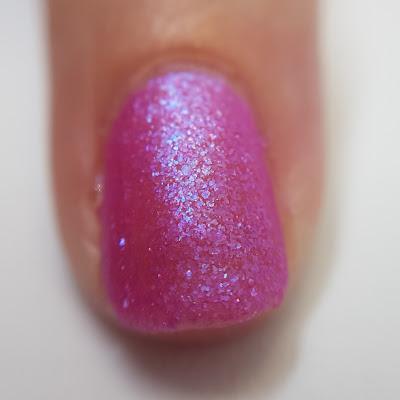 Indie Expo Canada, Indie polish, sheer polish, flakies, shimmer, nail polish