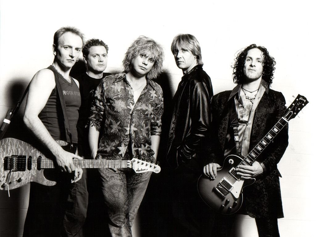 Music N' More: Adrenalized: Life, Def Leppard and Beyond ...
