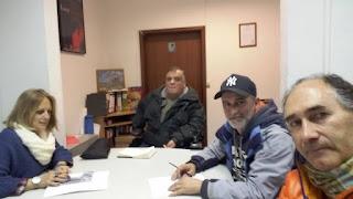 Sala de reuniões da Provedoria