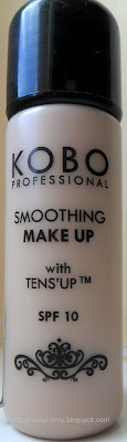 KOBO Professional  Smoothing Make up - recenzja