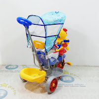 Sepeda Roda Tiga Family F825KT Kanopi