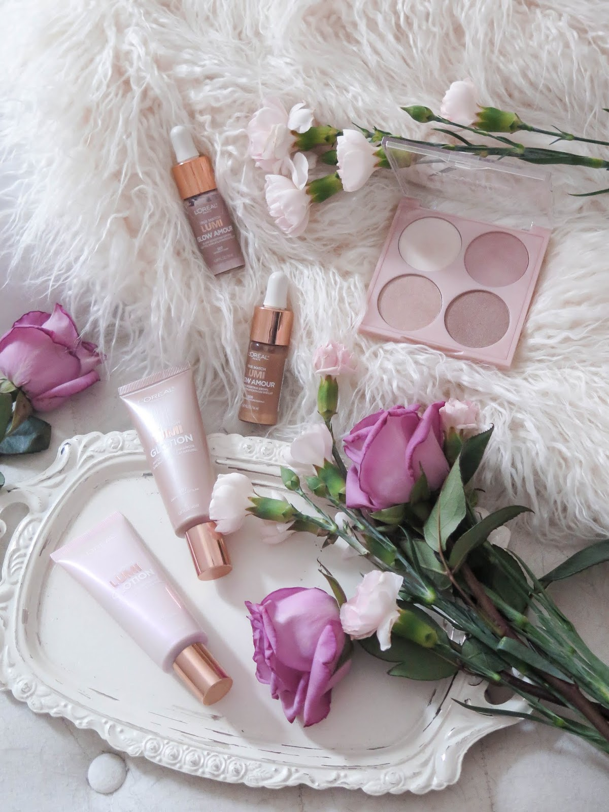 It's Glow Time In No Time | L'Oreal Paris True Match Lumi Glow Collection | Review & Swatches | labellesirene.ca