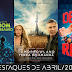 """""""O Bom Dinossauro"""" e """"Tomorrowland"""" chegam à Rede Telecine em Abril!"""