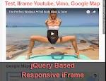Membuat Video Responsive Dengan jQuery Based iFrame
