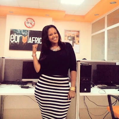 Kamene Goro a popular TV anchor blasted in a popular. PHOTO | Courtesy