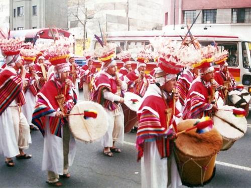 Danzas Peruanas