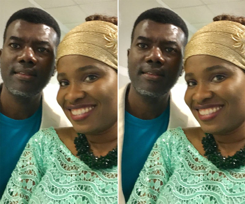 She pleases me in the kitchen and the other room - Reno Omokri gushes over wife