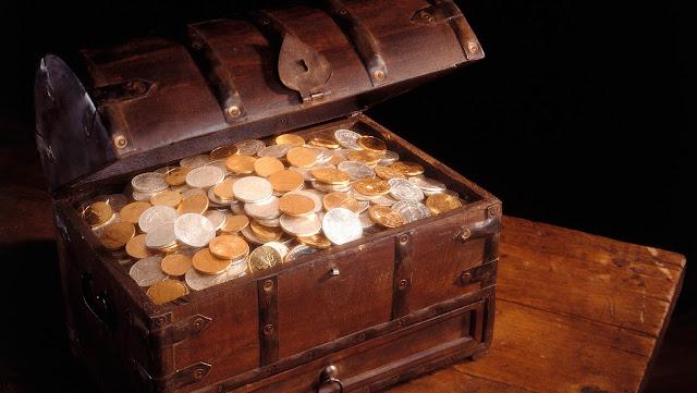 Dízimos em tesouros