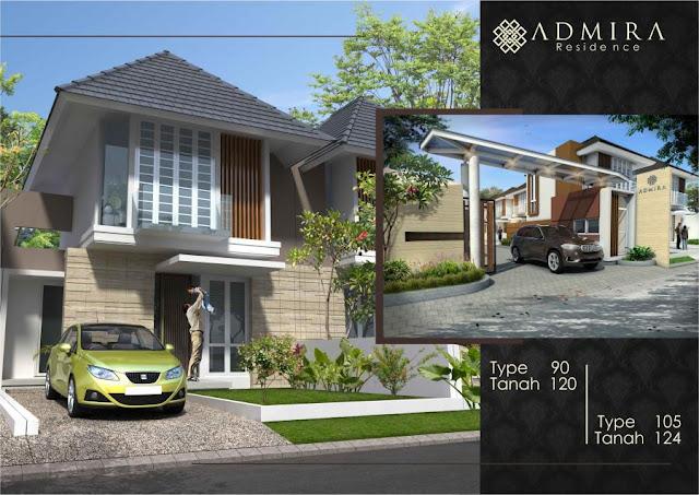 Townhouse Admira Residence – Rumah Dijual di Cinere