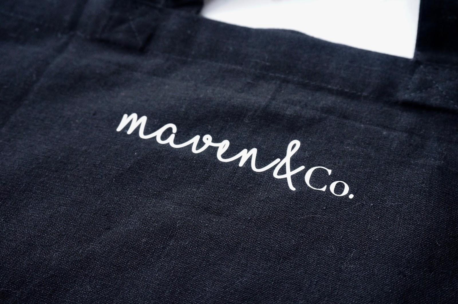 Maven & Co Tote Bags