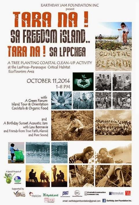Saving PH Freedom Island!