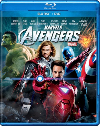 The Avengers 2012 Dual Audio Hindi 720p BluRay 1.1GB